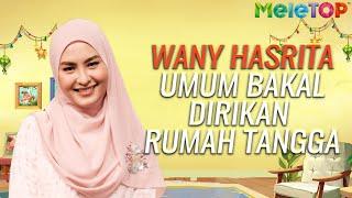 Wany Hasrita umum bakal mendirikan rumah tangga | MeleTOP Malam Raya 2020 | Haqiem Rusli, Zizi