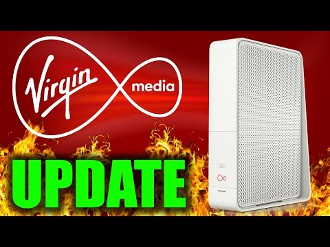 Firmware Update + TEST-BED Virgin Media Hub 3 GOOD NEWS(ish)