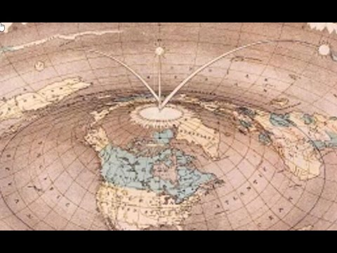 Flat Earth southern hemisphere stars   Explained Re-Upload