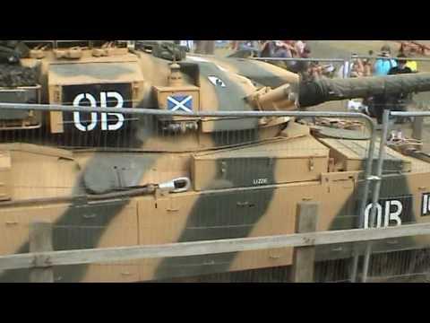 Ex-military vehicles