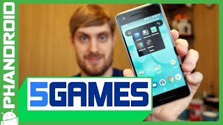 5 Best Android GAMES of the Week 11/12/17