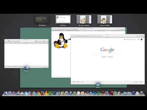 Quick Look at KDE (Part 2): KDE vs. OS X