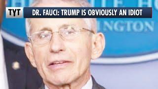 Dr. Fauci Responds To Trump Attack