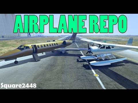 Airplane Repo | Crop Duster | Jet | Sea Plane | GTA 5