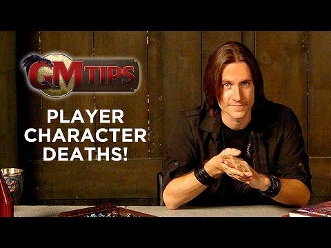 Player Character Deaths! (GM Tips w/ Matt Mercer)