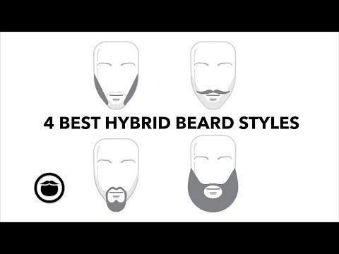 The 4 Best Hybrid Beard Styles | Eric Bandholz