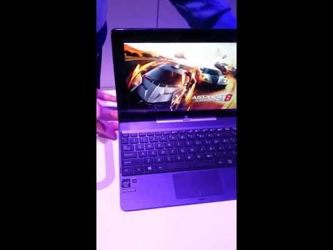 2 in 1 Sony Vaio with intel i5 processor