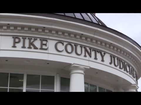 Former Pike master commissioner's office employee accused of theft