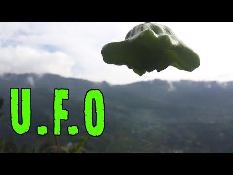 UFO Caught on Tape [HD]