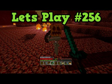 Minecraft Xbox 360 #256 Secret Tunnel Build + Wither Skeletons