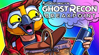 Ghost Recon Breakpoint Funny Moments - The Picnic Boyz and Body Spray