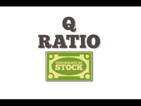 How to calculate Q Ratio ?
