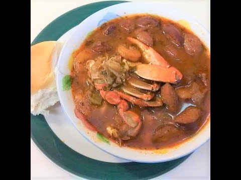 New Orleans Seafood Gumbo Recipe