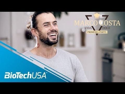 Vida Doce com Marco Costa e Vanessa Martins - Primeiro Episódio  -BioTechUSA