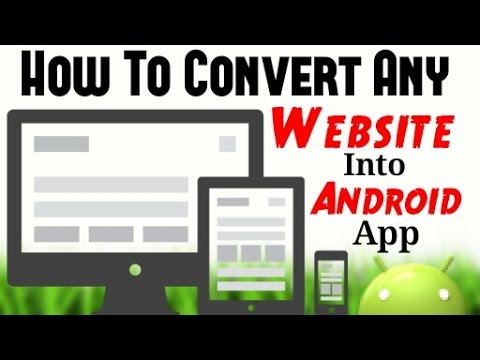 [Hindi-2016] How To Convert Any Website Into Android App