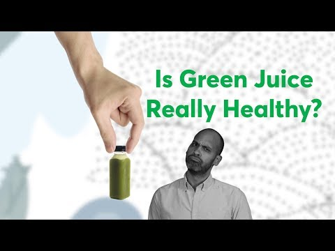 Is Green Juice Really Healthy?   Consumer Reports