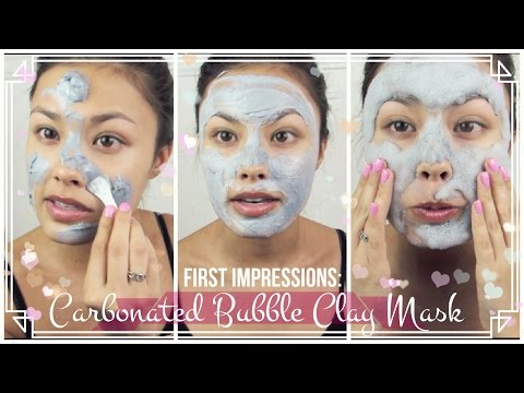 First Impressions ♥ Elizavecca Milky Piggy Carbonated Bubble Clay Mask Review