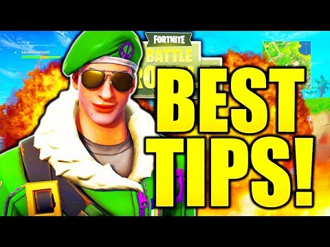 HOW TO BE A FORTNITE GOD EASY! FORTNITE TIPS AND TRICKS MAP ROTATIONS GUIDE FORTNITE PRO TIPS!