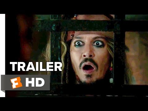 Pirates of the Caribbean: Dead Men Tell No Tales Trailer #1 (2017) | Movieclips Trailers
