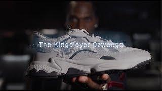 Official Call of Duty®: Modern Warfare® - adidas x Pusha T 'Kingslayer' Ozweego