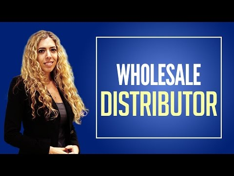 Wholesale Distributors - When Should I Use Wholesale Distributors to Get My Product Into Retail?