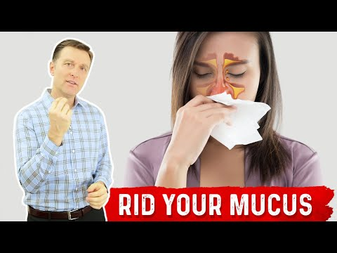 How to Get Rid of Sinus Mucus