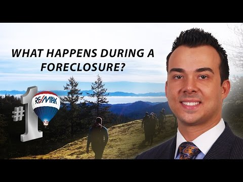 New Jersey Real Estate Agent: What happens during a foreclosure?