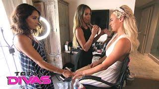 Lana experiences pre-wedding ceremony jitters: Total Divas Preview Clip: Jan. 25, 2017