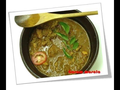 Chicken curry Grandma's style / Kerala Recipe