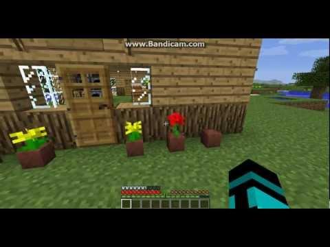 Minecraft- How to Make Flower Pots