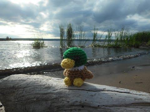 Amigurumi Crochet Duck (Mallard) Tutorial