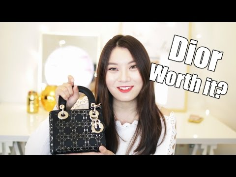 3cb95e5b79 Mini Lady Dior Bag Review - Current Favorite Bag