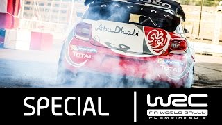 WRC Rallye Monte-Carlo 2016: Celebrity Co-Drives!