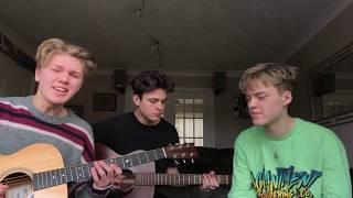 Jonas Brothers -  Sucker (Cover by New Hope Club)