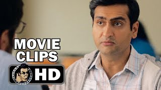 THE BIG SICK - 3 Movie Clips + Trailer (2017) Kumail Nanjiani Comedy HD
