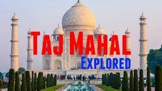 India Travel Documentary: The Taj Mahal, India