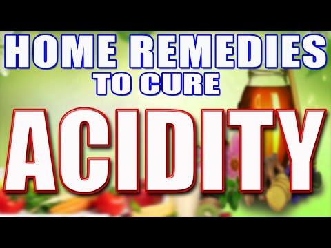 HOME REMEDIES TO CURE ACIDITY II एसिडिटी का घरेलू उपचार II