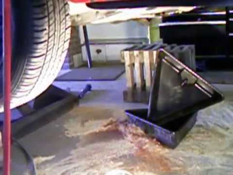 Automatic Transmission Fluid Flush & Filter Change 2007 Pontiac G5