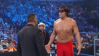 Jinder Mahal interrupts the Khali Kiss Cam: SmackDown, May 13, 2011