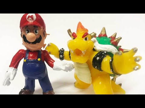 7 Horrible Bootleg Nintendo Toys That Smell Like Gasoline - Up At Noon Live!