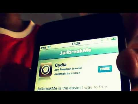 how to get cydia without jailbreaking your ipod touch