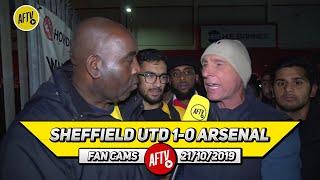 Sheffield Utd 1-0 Arsenal   Emery Has Got To Go Now!! (Lee Judges Rant)