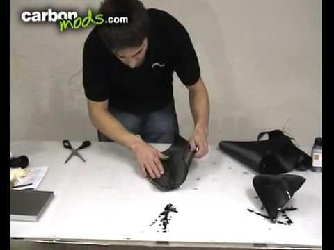 DIY Carbon Fiber