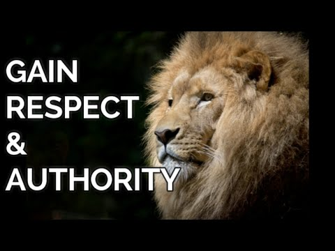 Stop Being a Pushover: Get More Respect and Authority in Your Business