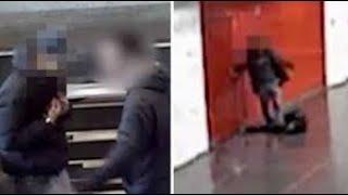 Fängelse och utvisning efter brutal misshandel i Husby