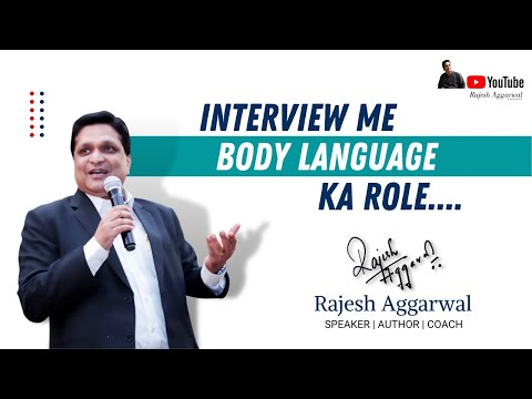 Tips On Self Confidence (Hindi) By Rajesh Aggarwal | Motivational Speaker & Life Coach