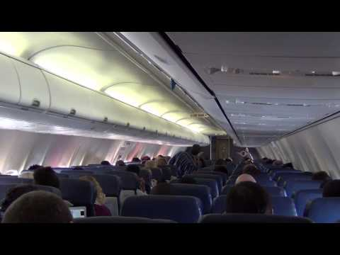 Southwest B737 from BWI to MDW with a very snowy landing (Baltimore to Chicago Plane Trip Video)