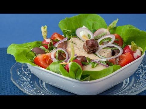 Salad Nicoise with Grilled Tuna