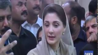 Script Against Nawaz Sharif Has Failed, Maryam Nawaz