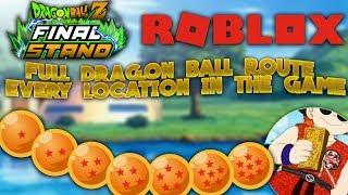 ALL PROVEN EARTH DRAGON BALL LOCATIONS Dragon Ball Z Final